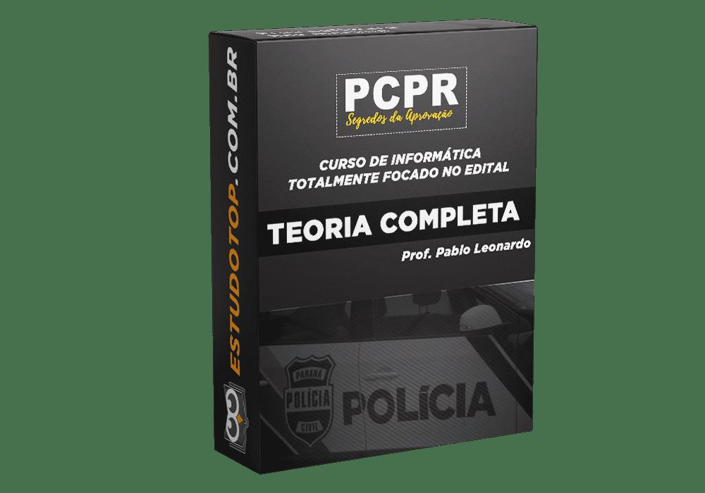 PCPR - CURSO COMPLETO sem fundo - CAIXA