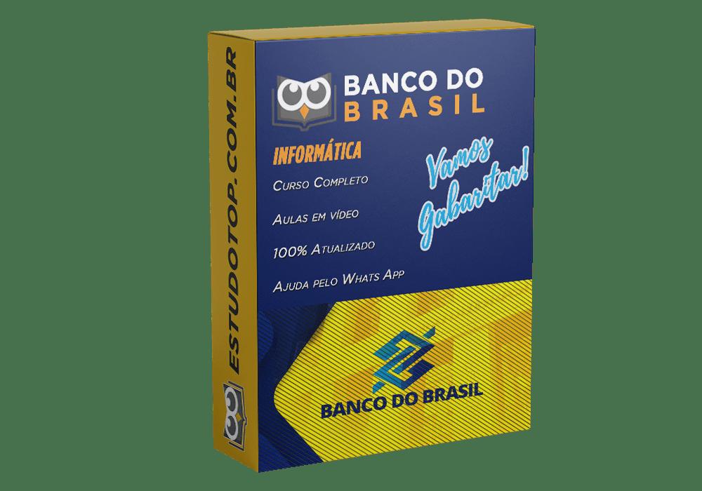 Curso de Informática banco do Brasil