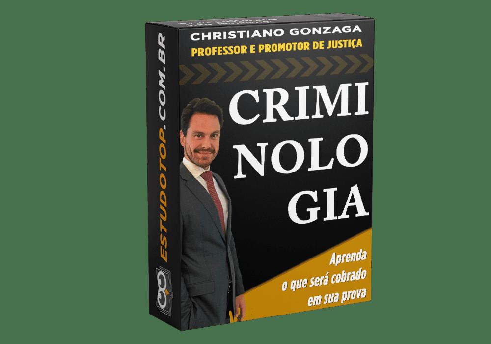 Curso de Informática criminologia teoria Christiano Gonzaga